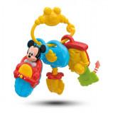 Jucarie bebe Chei interactive Baby Mickey, Clementoni