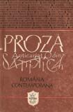Proza Satirica Romana Contemporana - Antal Ghermanschi