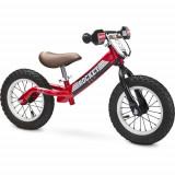 Bicicleta fara Pedale Rocket Red, Toyz