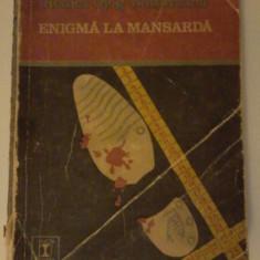 Rodica Ojog-Brasoveanu - Enigma la mansarda