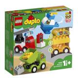 LEGO® DUPLO - Primele mele masini creative 10886