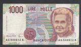 A237 Italy Italia 1000 lire 1990