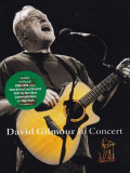 David Gilmour In Concert (dvd)