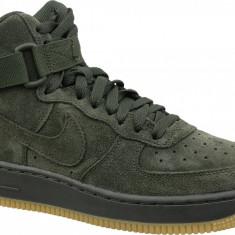 Pantofi sport Nike Air Force 1 High LV8 Gs 807617-300 pentru Copii, 36, 36.5, 37.5, 38, 38.5, 40, Verde