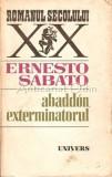 Abaddon, Exterminatorul - Ernesto Sabato