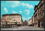 GERMANIA - BRAUNSCHWEIG, KOHLMARKT MIT BLICK VEDERE - CP CIRCULATA #colectosfera