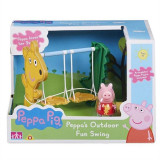 Jucarie Peppa Pig Outdoor Fun Swing