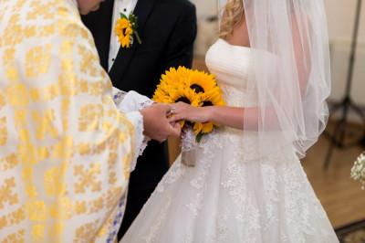 Rochie mireasa Allure Bridals foto