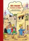 Abu Hasan. Povestiri și schițe. Adaptare după Ion Luca Caragiale. Album de benzi desenate