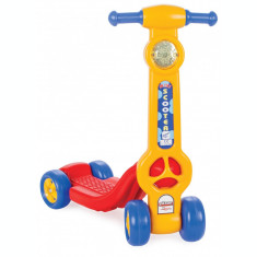 Trotineta pentru copii Pilsan Mini Scooter Galben