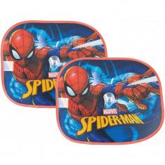 Set 2 parasolare auto Spiderman