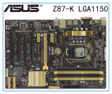 Kit i5 Haswell+Asus Z87+cooler-socket 1150, Pentru INTEL, LGA 1155, DDR3