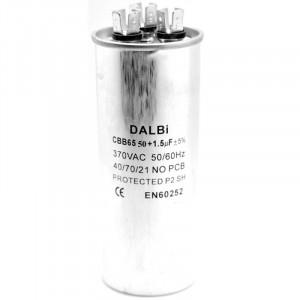 Condensator Pt Aparate De Aer Conditionat 50 +1,5uf 370V