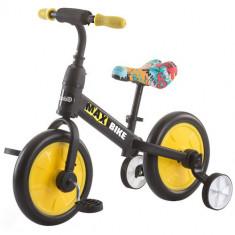 Bicicleta Max Bike 10 Inch 2020 Yellow