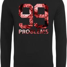 Bluze barbati fashion cu mesaje 99 Problems
