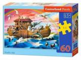 Puzzle Arca lui Noe, 60 piese, castorland