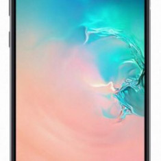 Telefon Mobil Samsung Galaxy S10e, Dynamic AMOLED Capacitive touchscreen 5.8inch, 6GB RAM, 128GB Flash, Camera Duala 12+16MP, 4G, Wi-Fi, Dual SIM, And, Alb, Neblocat, Smartphone
