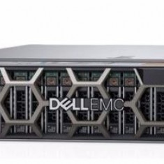 Dell PowerEdge R740, 8xSFF, 1 x Deca Core Xeon Silver 4114 2.2Ghz, 16GB DDR4, 1 x 300GB, Perc H740P, 2 x 750W, 3 Ani Garantie