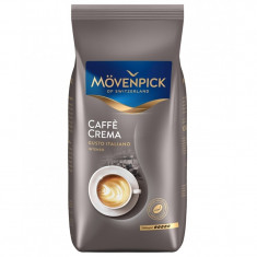 Movenpick Caffe Crema Gusto Italiano Intenso Cafea Boabe 1Kg