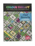 Carte antistres de colorat Vivid Geometry |, Mediadocs Publishing