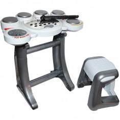 Set tobe electronice + scaunel, pentru copii