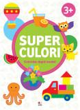 Cumpara ieftin SUPERCULORI. Colorăm după model (3+) Vol. 2