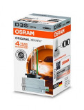 Cumpara ieftin Bec auto Xenon D3S Osram Original Xenarc + CADOU
