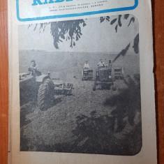 revista radio-tv saptamana 29 octombrie-4 noiembrie 1978
