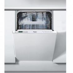 Masina de spalat vase incorporabila ADG 301, 10 Seturi, 6 Programe, Clasa A+, Whirlpool