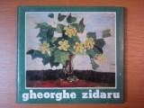 GHEORGHE ZIDARU, PICTURA BUC. 1990