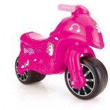 Motocicleta fara pedale Unicorn roz Dolu