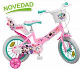 """Bicicleta 16"""" Minnie Mouse, Toimsa"""