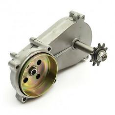 Reductor kit motor bicicleta 4 timpi (cu ax lung)