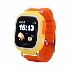Ceas cu telefon Smartwatch cu GPS pentru copii Wonlex 156 cu functie telefon,...
