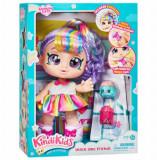 Papusa Kindi Kids cu accesorii - Rainbow Kate