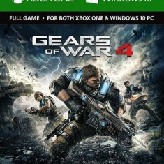 Gears Of War 4 (PC/Xbox One) Xbox cod digital
