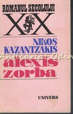 Alexis Zorba - Nikos Kazantzakis foto