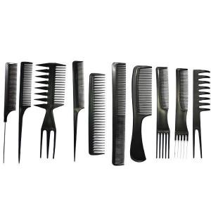 Set kit accesorii ustensile coafor frizerie foarfeca tuns filat brici JAGUAR NOU