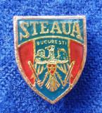 Insigna veche FOTBAL Club STEAUA Bucuresti