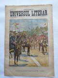 Ziarul Universul Literar , 19 Maiu 1903 , Regele Carol I , cromolitografie