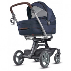 Carucior 3in1 Quad System Duo Oxford Blue