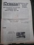 Ziar Crisana Oradea Bihor 17 iunie 1975