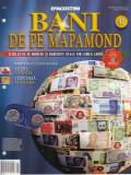 Set reviste BANI DE PE MAPAMOND, 10 bucati, numerele 41-50, unele au monede