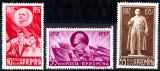 1957 LP443 serie 40 de ani de la Revolutia Socialista din Octombrie MNH, Istorie, Nestampilat