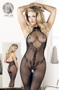 Lace Catsuit S-L
