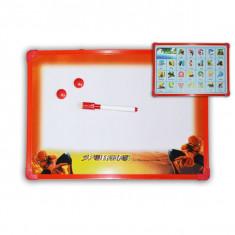 Tablita pentru scris cu burete, 25x35 cm