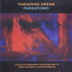 CD Electronic: Tangerine Dream - Purgatorio ( 2 CDs - 2004 )