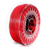 Filament Devil Design PETG pentru Imprimanta 3D 1.75 mm 1 kg - Roșu