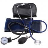 Tensiometru Profesional Mecanic Aneroid,Stetoscop Inclus, Geanta Depozitare