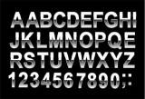 Set litere CROM (pret/set 40 buc.)